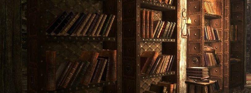 Skyrim Bücher