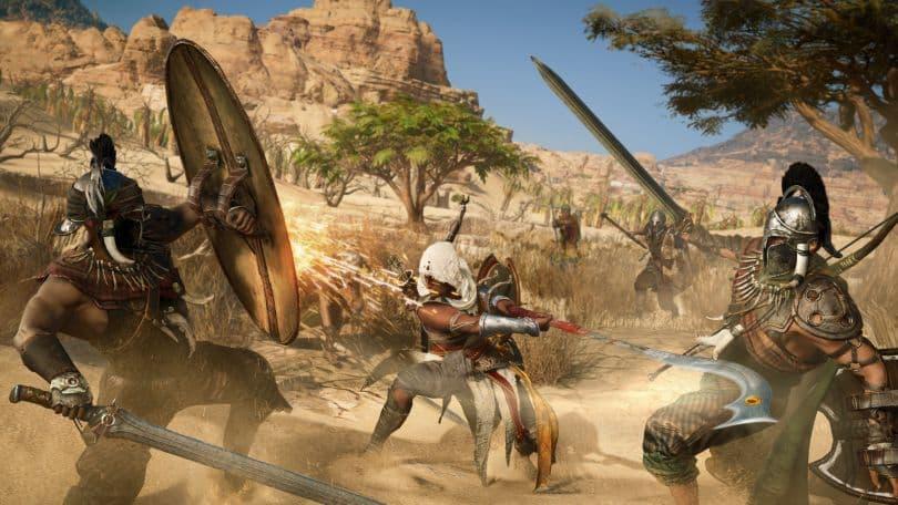 Assassin's Creed Origins