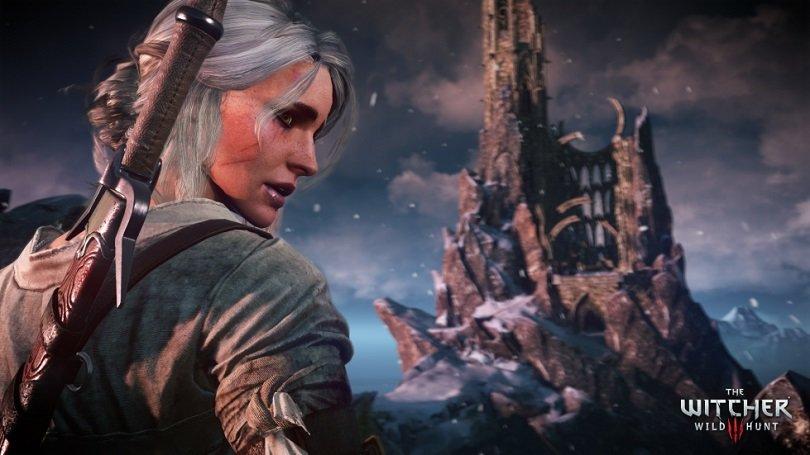 Witcher 3 - Ciri
