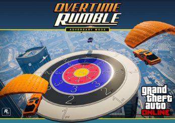 """GTA V Online: """"Overtime Rumble"""""""