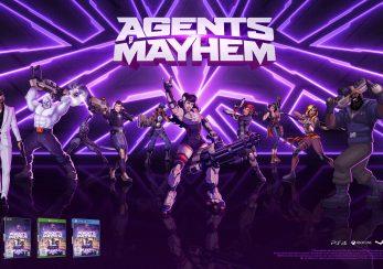 "Agents of Mayhem: Neuer Trailer ""Firing Squad"""
