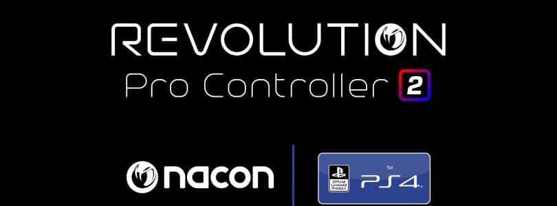 Der neue Revolution Pro Controller in den Startlöchern
