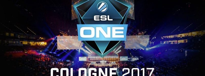 The Games Are On! ESL One Köln 2017!