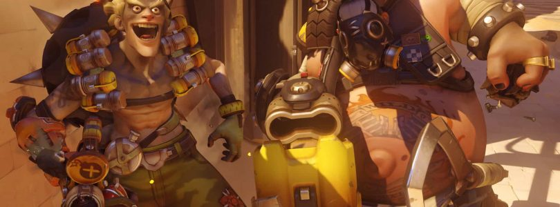 Junkrat Roadhog Overwatch