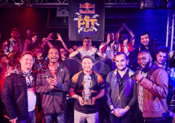 Luffy und Co. Dominieren RED BULL THE PIT
