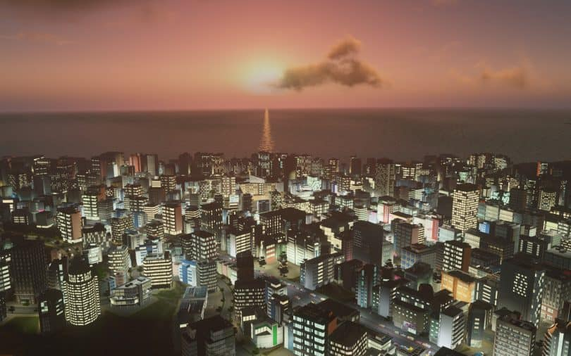 Cities Skylines Green Cities 1