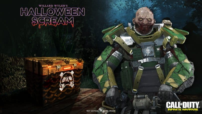 call of duty halloween