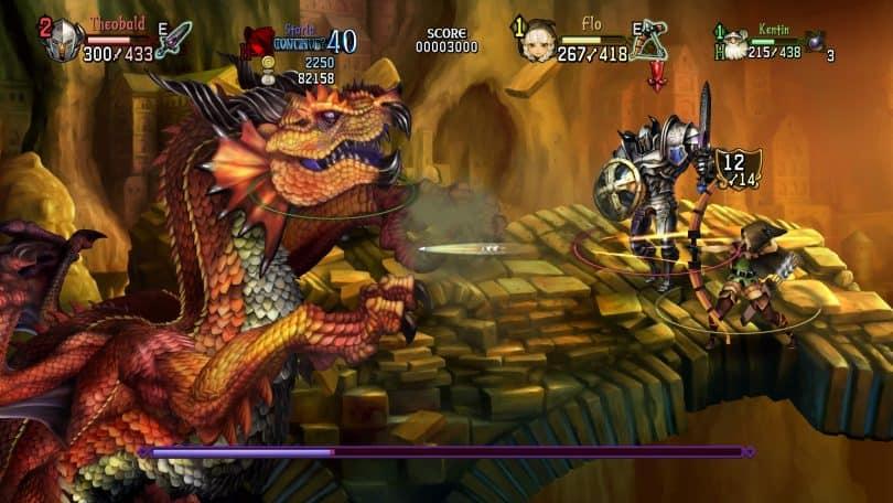 Dragon's Crown Pro 1