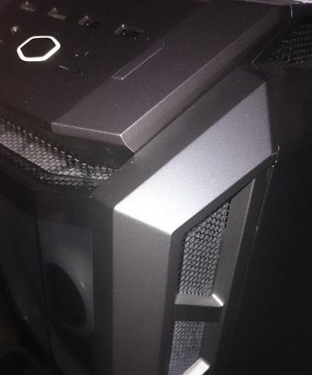 Master Case H500P
