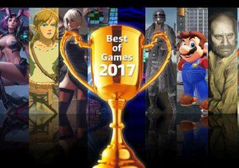 Best of 2017 Games