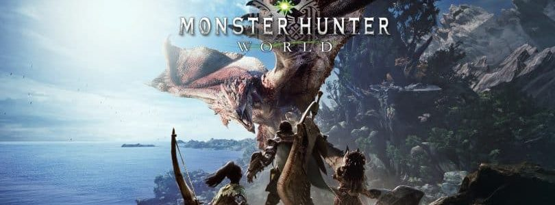monster hunter world 1