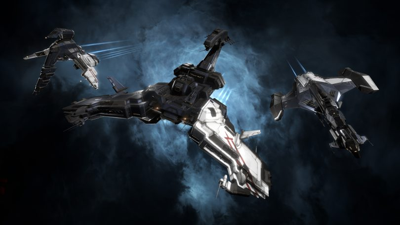 Eve Online Ace of Podhunters SKIN