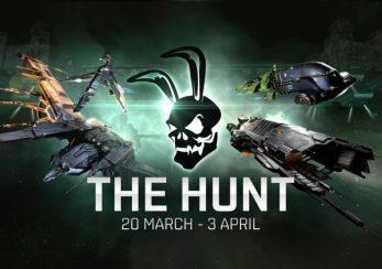 eve online the hunt