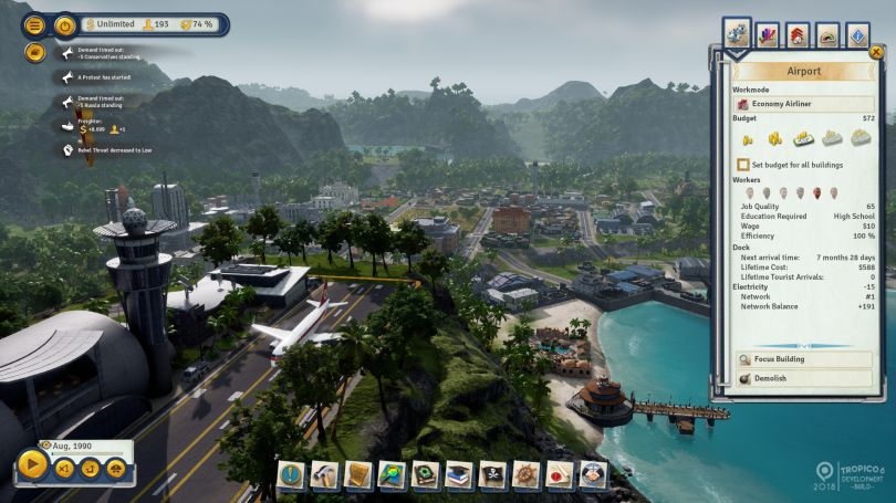 Tropico 6 unabhängigkeit erklären