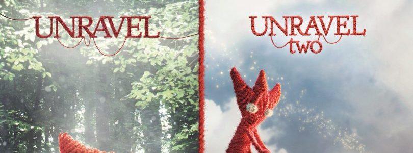 Unravel 1 und 2 bald in einem Bundle!
