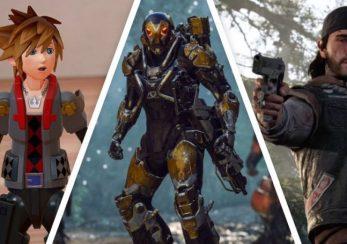 GP-Podcast #52 – Jahresvorschau 2019 – Auf diese 10 Games freuen wir uns am Meisten!