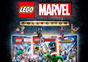 LEGO Marvel Collection angekündigt!