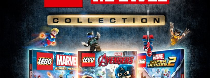 LEGO Marvel Collection angekündigt!