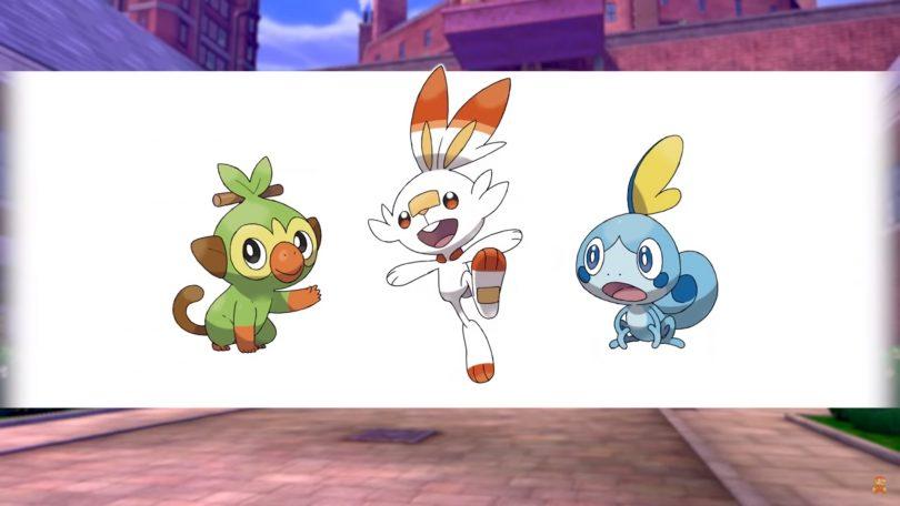 pokemon starter