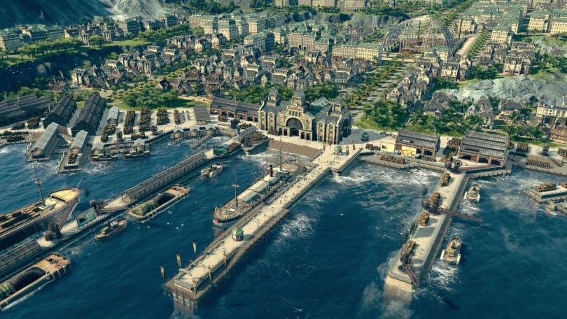 Anno 1800 Hafen