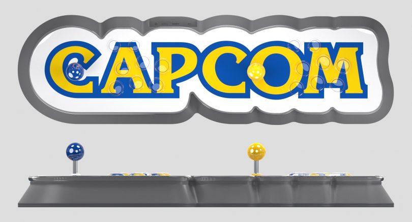 capcom home arcade 1