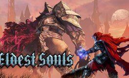 """Eldest Souls präsentiert sich im epischen, animierten """"At the Door of Death"""" Trailer"""
